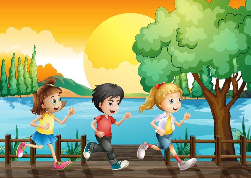 Составление режима дня и оценка двигательной активности детей